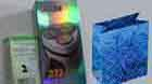 holographic packaging samples 1